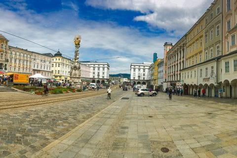 Hauptplatz in Linz