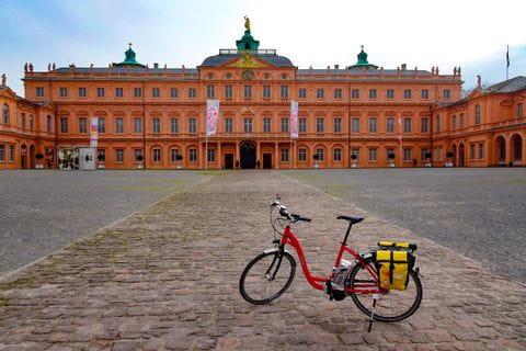 Schloss in Rastatt
