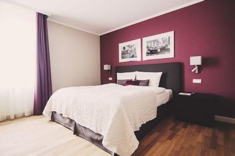 Double room in Hotel Vila Vita Rosengarten