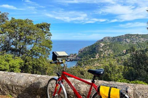 Meerblick auf Mallorca