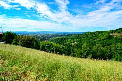 Landschaft bei Breganze