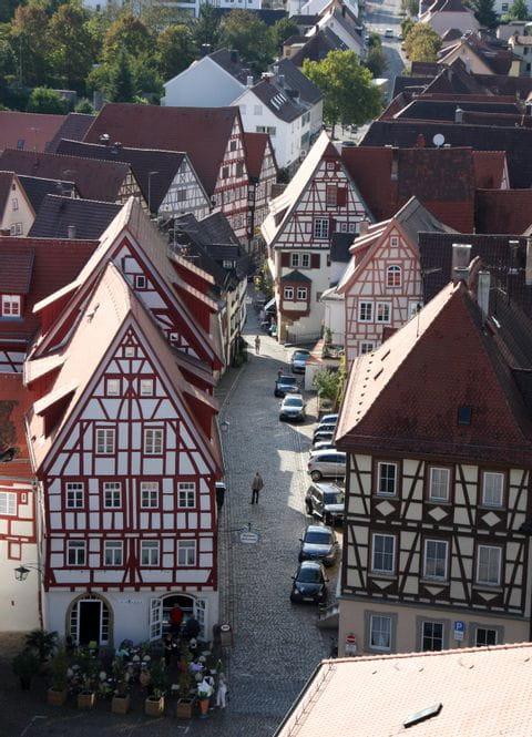 Spa town Bad Wimpfen