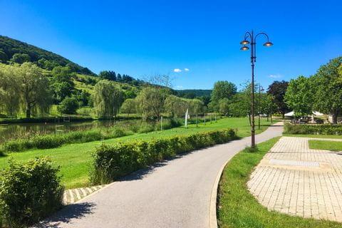 Radweg in Diekirch