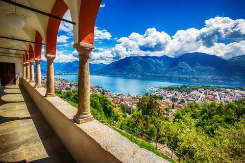 Lago Maggiore Lake