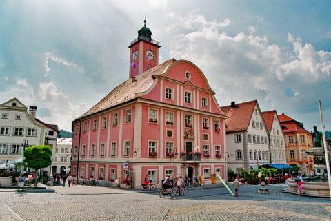 Centre of Eichstätt