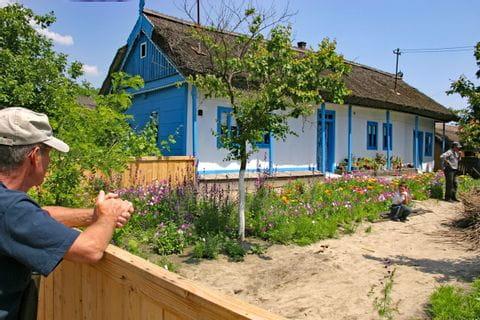 Danube Delta - House