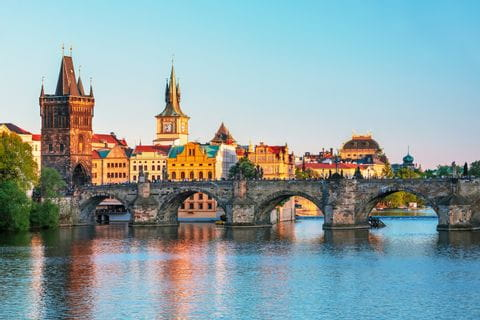 Prague Karlsbruecke