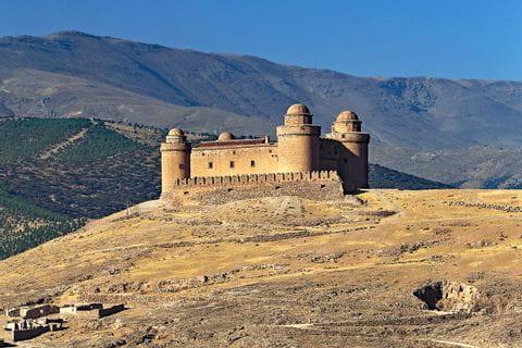 Castle of Granada