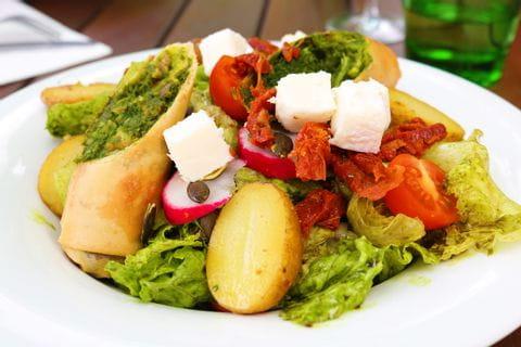 Salat Pension Steirerland