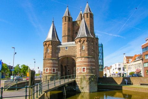 Brücke in Holland
