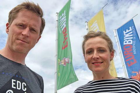 Thomas und Verena Eurofun Touristik