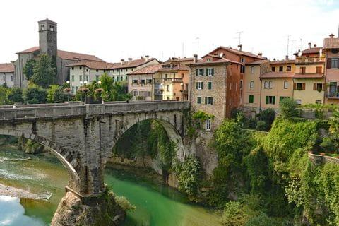 Brücke in Cividale del Friuli