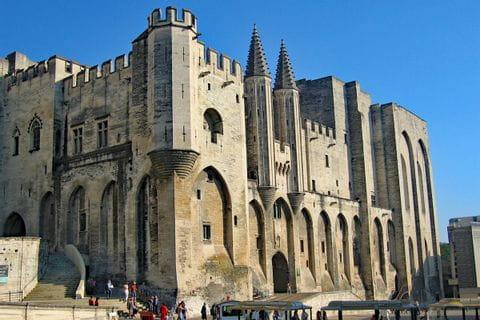 Pope palace Avignon