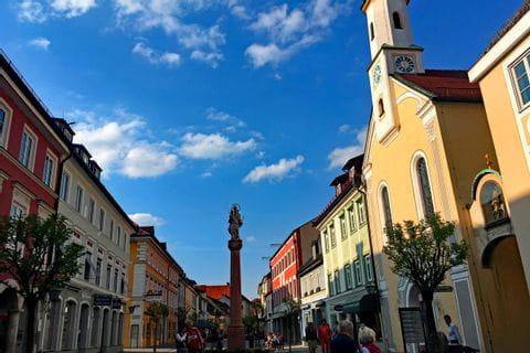 Marktplatz Murnau