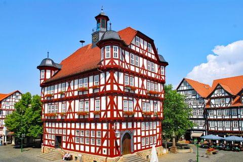Town hall Melsungen