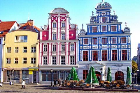 Szczecin old town