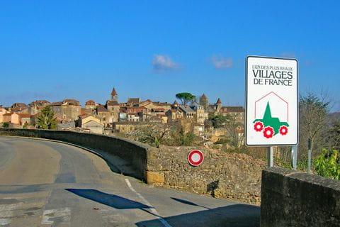 View of Belvès