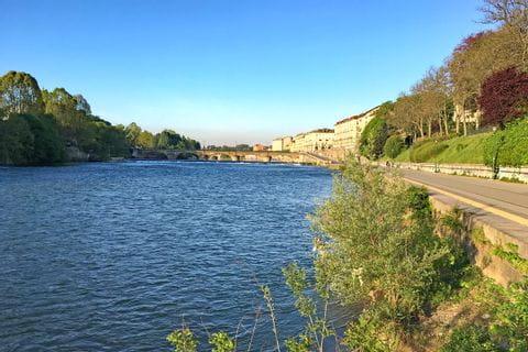 Fluss Po