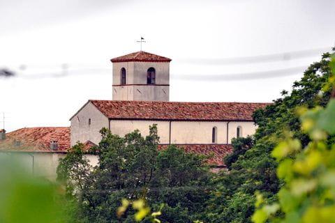 Gebäude in Prepotto