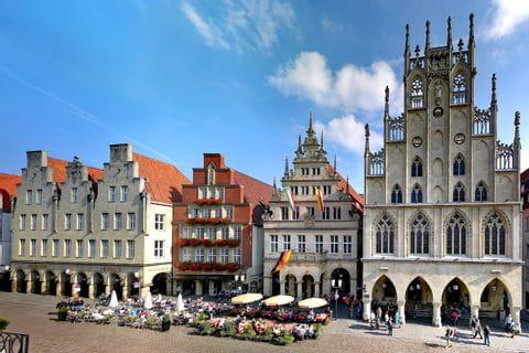 Stadtplatz Münster