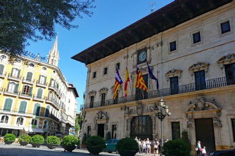 Town hall of Palma
