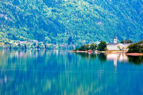 Stift Ossiach am Ossiacher See
