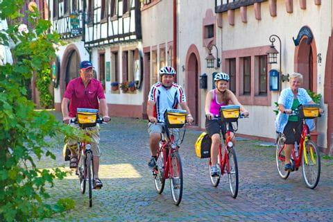 Radler in Deidesheim