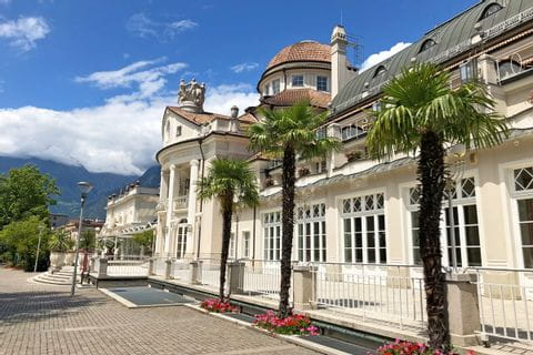 Curehouse in Merano