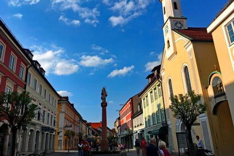 Murnau Ortszentrum