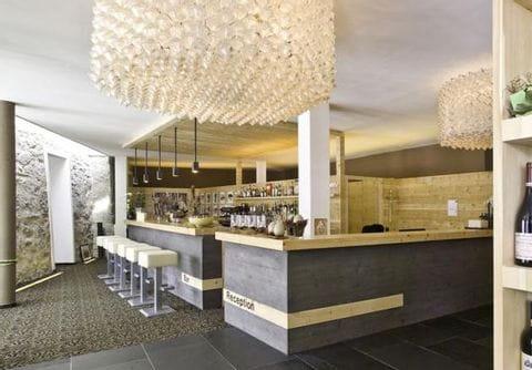 Bar im Hotel Villa Waldkönigin