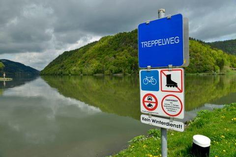 Donau Treppelweg