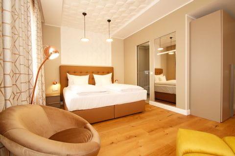 Hotel Amelie Doppelzimmer
