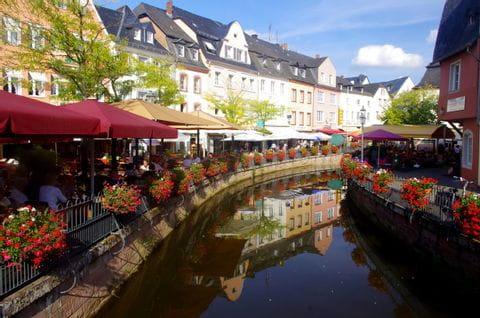 Old town Saarburg
