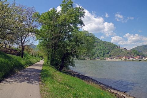 Donau-Radweg Wachau