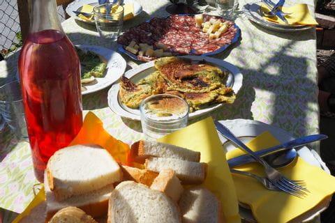 Essen von Josephin in Kolovrat