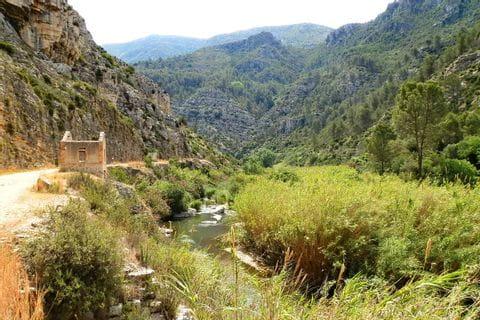 Tal bei Villalonga