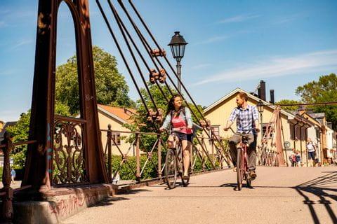 Bridge in Uppsala