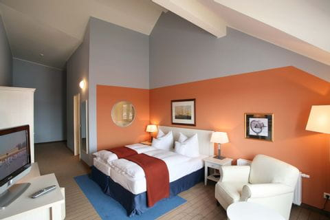 Hotel Maritim Hafenhotel Comfort Doppelzimmer