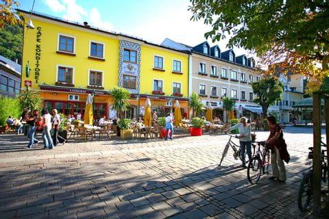 Hauptplatz in Schladming