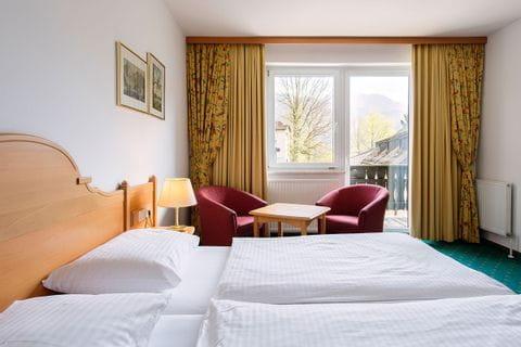 Post Traunkirchen Zimmer