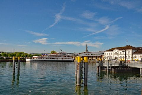 Harbour in Constance
