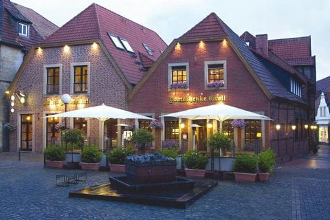 Hotel Domschenke in Billerbeck