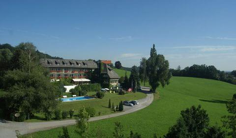 Hotel Walkner outdoor view