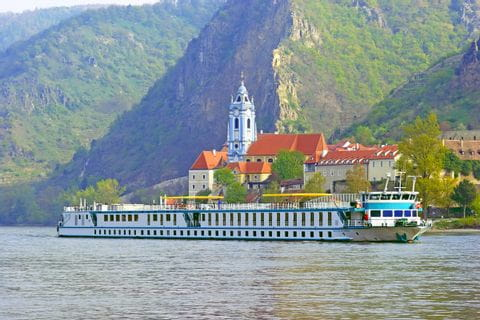 Exterior view MS Prinzessin Katharina