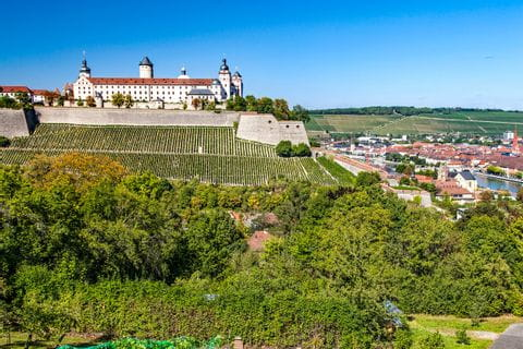 Fortress in Würzburg