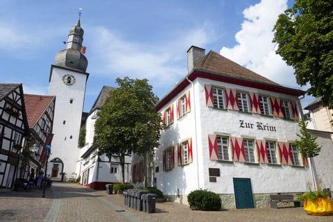 Kirche in Arnsberg