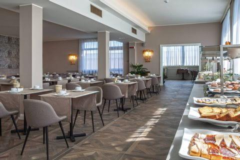 Restaurant im Hotel Buja
