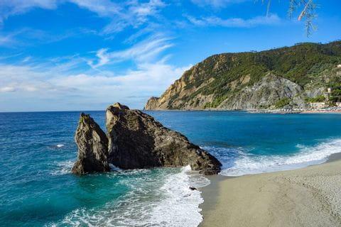 Küste der Toskana