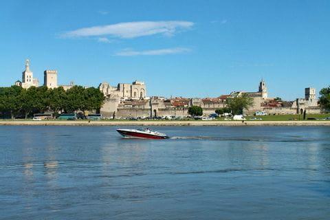 Avignon Stadt