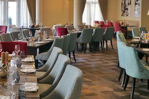 Restaurant of Hotel Vila Vita Rosengarten